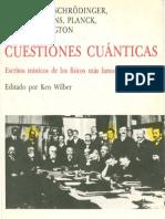Varios - Cuestiones Cuanticas
