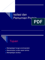 Isolasi Protein