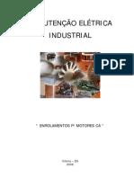 MANUTENÇÃO ELÉTRICA - Enrolamentos de motores CA