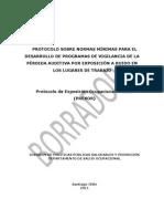 Programa PREXOR