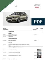 Audi Dispositif de Levage Du Hayon