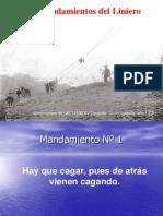 Los Mandamiento Del Liniero