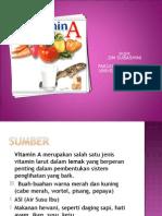 Penyuluhan Vitamin A
