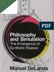 DeLanda_ Philosophy and Simulation