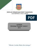Kertas Kerja Transisi 2012