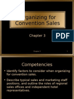 Hotel Convention Sales