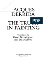 Derrida the Parergon