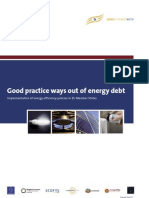 Good Practice Way Out of Energy Debt BROCHURE