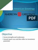 American Greetings (AG) - Final