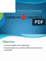 American Greetings (AG) - Final