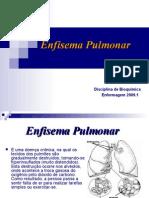 Enfisema Pulmonar - α1 – antitripsina (AAT)