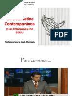 América latina y EEUU