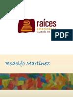 Catálogo Virtual - Rodolfo Martínez