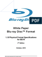 BD R Physical Specifications
