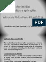 Multimídia - Conceitos e Aplicações