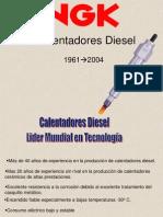 Calentadores Diesel - NGK