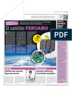 El satélite peruano
