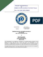 RFP No. 13-01 Joint Development
