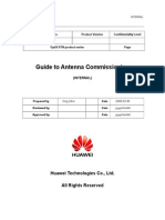 Guide to Antenna Commissioning