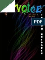 MSIT Voice April, 2009