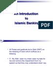 Introduction to Islamic Banking & World Eco History.