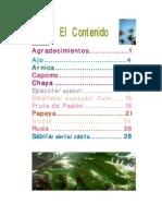 Plantas Medicinales Chacala