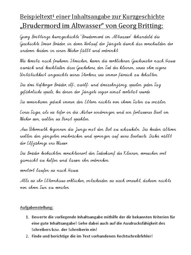 Atemberaubend Wie Schreibe Ich Eine Zusammenfassung Galerie - Entry ...