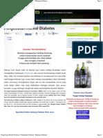 Herbal Untuk Diabetes