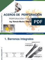 2. ACEROS DE PERFORACIÓN
