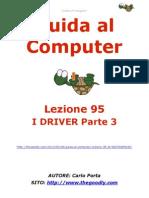 Guida al Computer - Lezione 95 - I Driver Parte 3