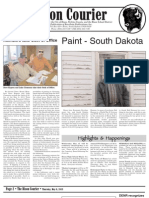 Bison Courier, May 9, 2013