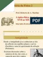Historia Optica