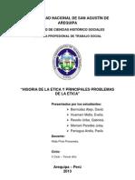 Monografia Historia de Etica y Principales Problemas (1)