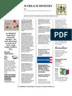 FSM Newsletter MAY 2013