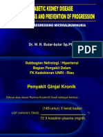 DR. Butar Butar - Diabetic Kidney Disease How to Regress (PIT MAKASAR, 23-26 Nov 06)