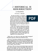48. How Historical is Resurrection