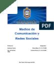 Medios de Comunicacion y Redes Sociales (7N03 - Mauri Bravo, Ronny Cumana)