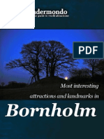 Landmarks and attractions of Bornholm