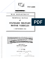 TM 9-2800  1943 STANDARD MILITARY MOTOR VEHICLES 1 SEPTEMBER 1943