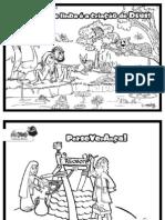Desenhos de Historia Bibblicas