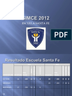 SIMCE 2012 APODERADOS