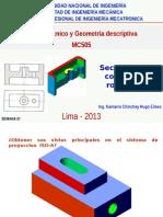 Corte Seccionado 2011.I