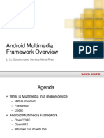 Android Multimedia Framework Overview