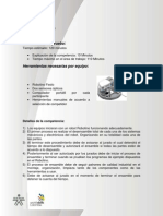 Módulo 1 - Ensamble y programación