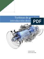 Turbinas de gas una introducción descriptiva
