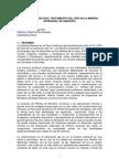 Contaminacion en El Tratamiento Del Oro en La Mineria