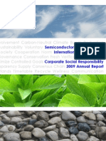 2009 Corporate Social Responsibility Report, Semiconductor Manufacturing International Corporation