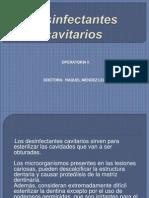 desinfectantescavitariosoperatoriaii2-111025194607-phpapp02