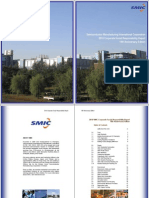 2010 Corporate Social Responsibility Report, Semiconductor Manufacturing International Corporation