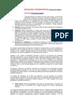 FÁRMACOS ANESTÉSICOS PRO Y ANTIEPILÉPTICOS